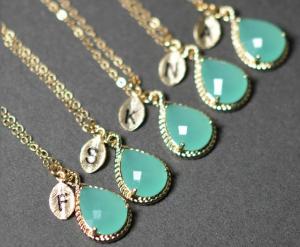 turquiose necklaces
