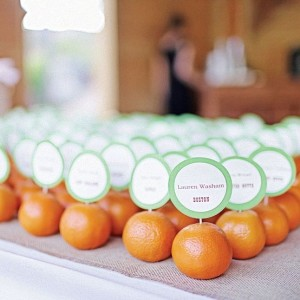 orange-place-card-holder