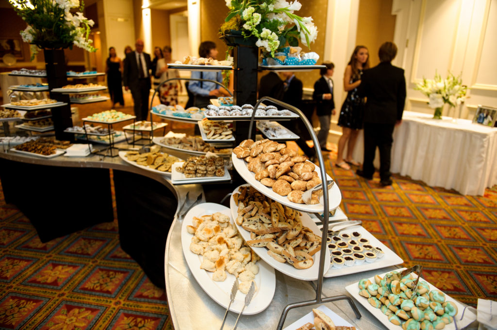 Hilton Easton Wedding / Wedding Dessert Table