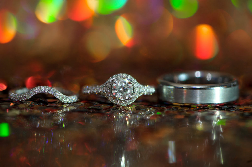 Hilton Easton Wedding / Wedding Rings