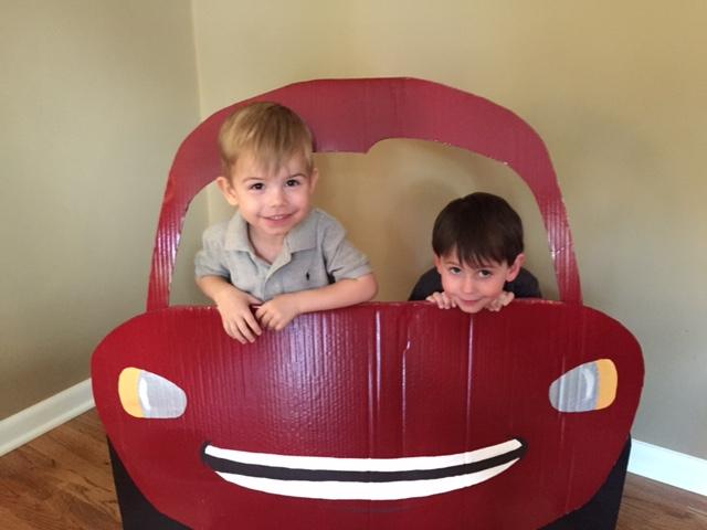 car photobooth