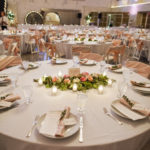 The Vault / Tablescape / Blush and Sage Wedding