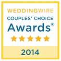Wedding Wire Couples' Choice Award-2014