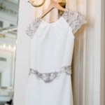 Westin Columbus Wedding/Beaded Wedding Dress