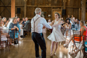 Father Daughter Dance, Swing Dance