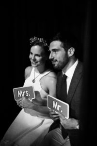 Bride and Groom, Photo Booth