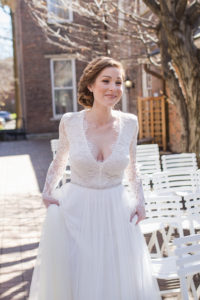 Bride, Kelton House, Historic Home Wedding, First Look