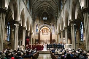 St. Joseph Cathedral, Wedding